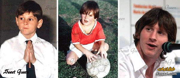 Lionel Messi: The story of the Barcelona star's his childhood ...