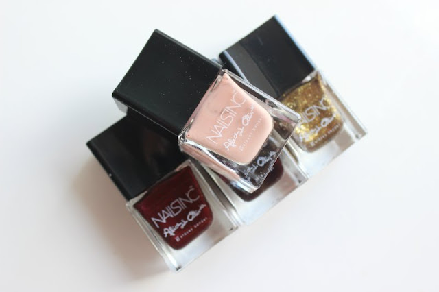 Alice + Olivia x Nails Inc Collection
