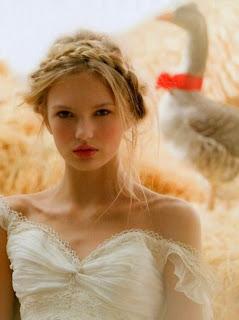 Bridal Hairstyles 2012