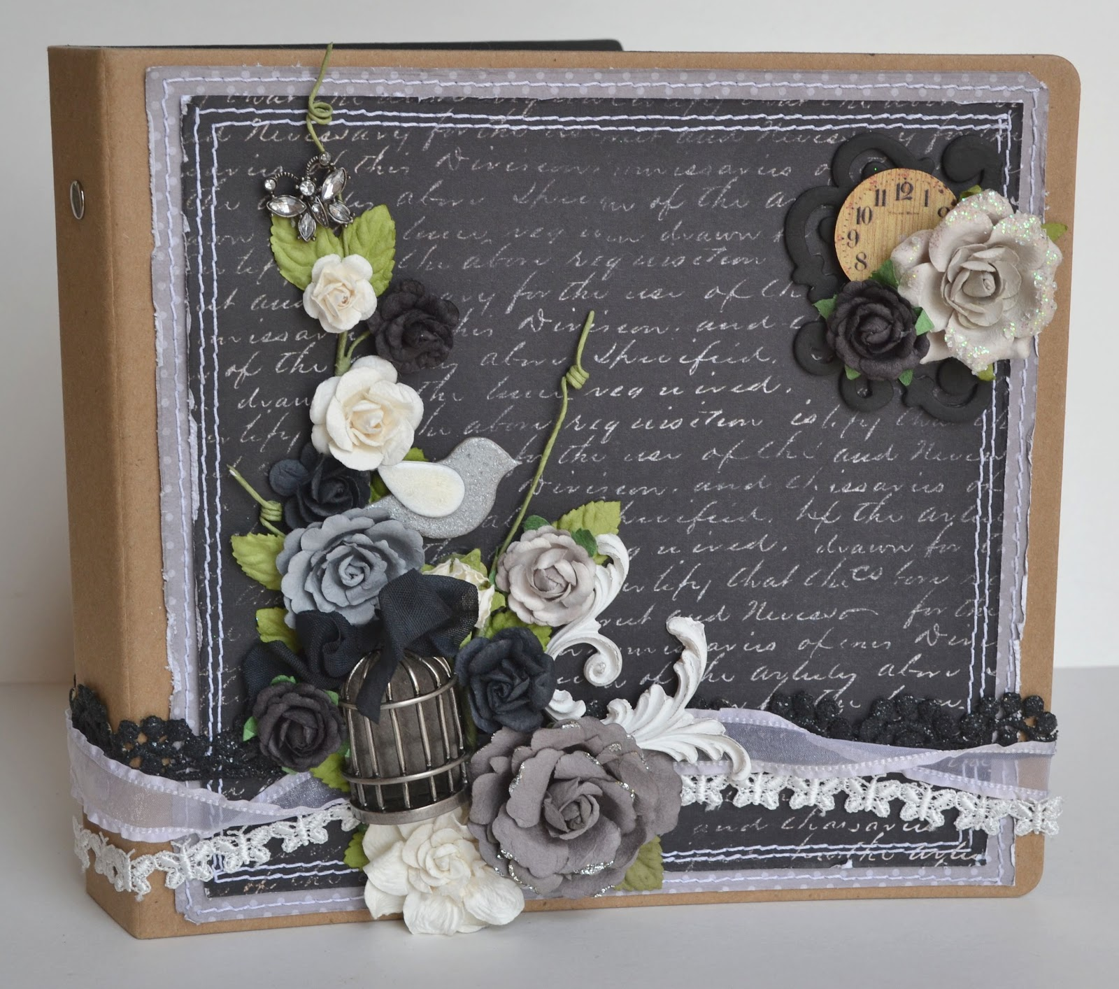 scrappy stuff wedding mini album. Black Bedroom Furniture Sets. Home Design Ideas