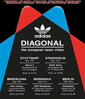Adidas - Diagonal