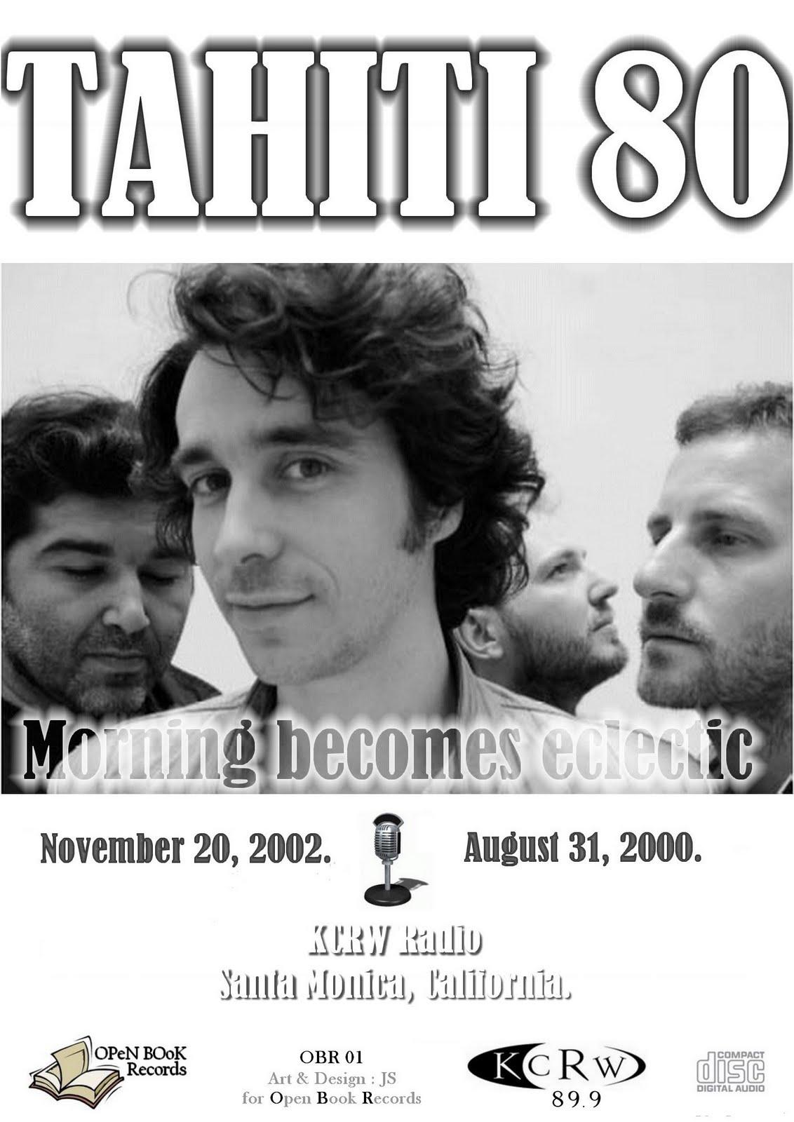 Kcrw radio sessions 2000 2002