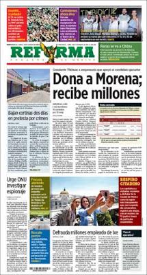 Administración morenista en Tláhuac, buena para hacer negocios