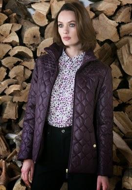 Lloyds otoño invierno 2014 2015 parka acolchada camisa ECI