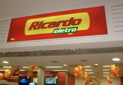 A Ricardo Eletro foi condenada pela Justiça TST (Foto: Arquivo)