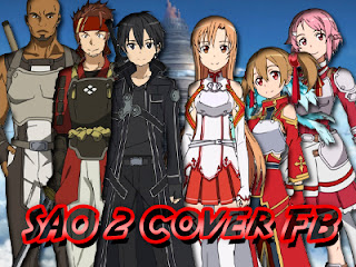 SAO 2 - Cover FB