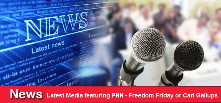 INDEX PAGE - Latest Media featuring PNN