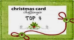 Top 3 Christmas Card Challenges