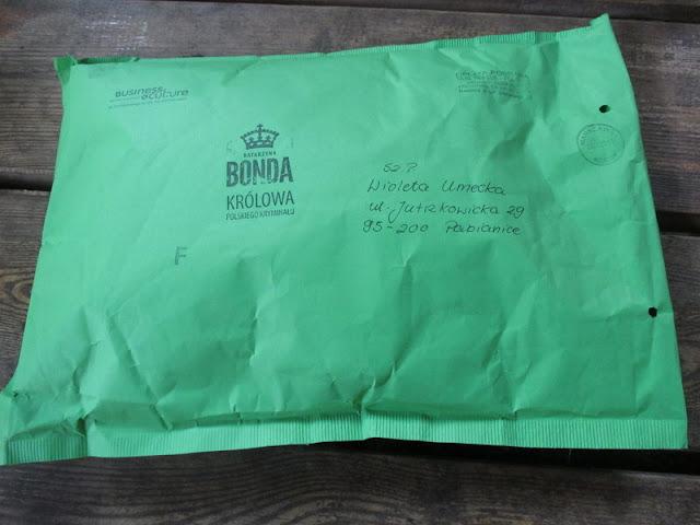 O tym, gdy przychodzi niespodziewana, zielona koperta!