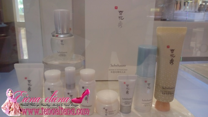Sulwhasoo Snowise EX Whitening Series