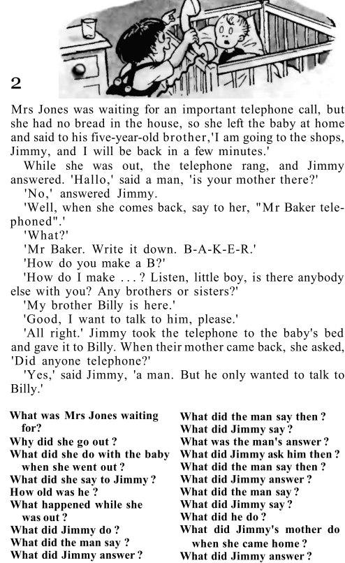 Интересные истории из жизни на английском языке