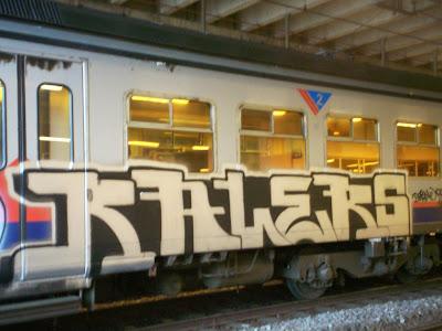 graffiti ralers ralers ralers