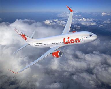 Foto Gambar Pesawat Terbang Lion air 26