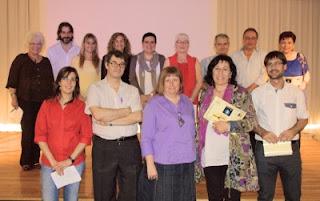 Fotografia de grup (Fotografia: Ferran d'Armengol)