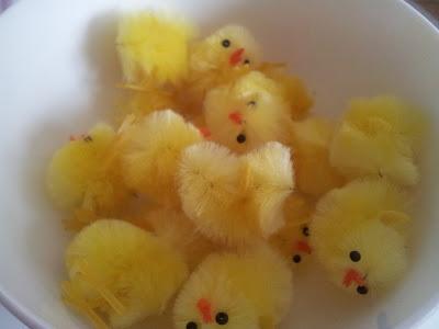 paper-mache, Easter eggs, surprise eggs