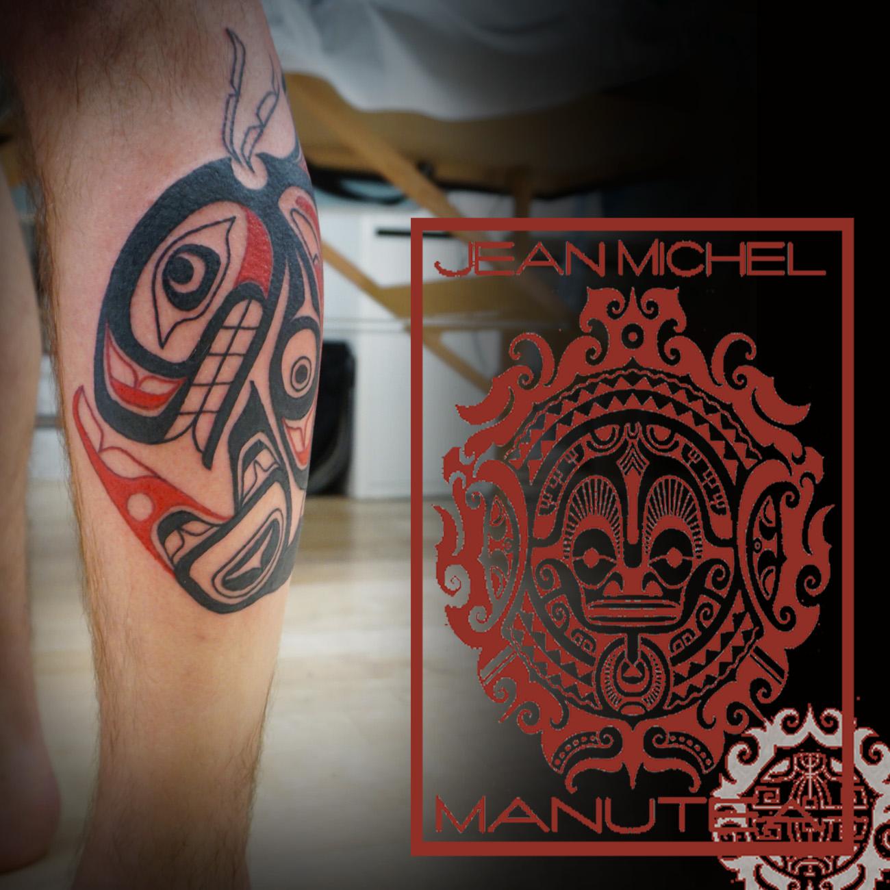 Tatouage Maori Facebook - modele tatouage polynesien