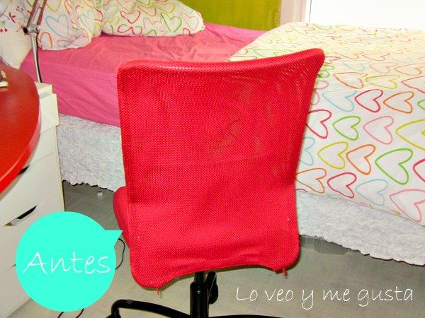 Funda silla aprender manualidades es for Fundas de sillas ikea