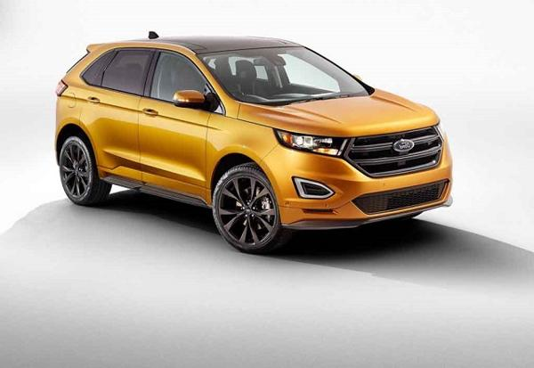2016 ford edge new Design
