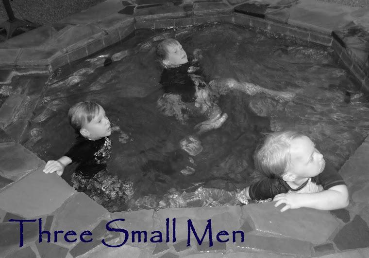 Three Small Men