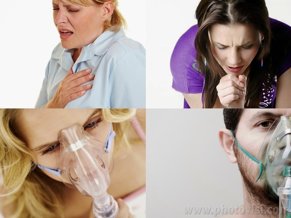 كيفية التخلص من ضيق التنفس بسرعة