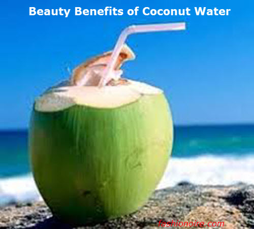 Beauty Benefits Of Coconut Water-Skin Tonic