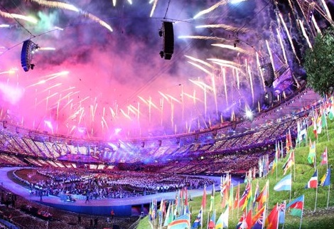 London Olympics Games 2012 Opening Ceremony