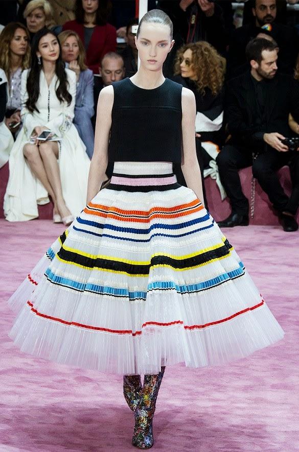 DeaTwilightZone - desfile Dior