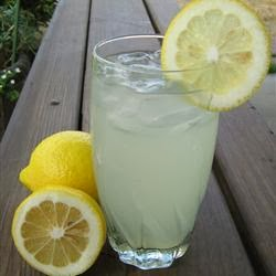 Lemon Jus yang Juicy
