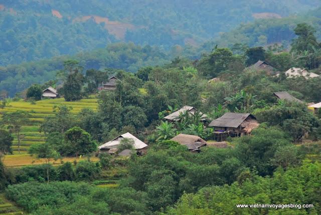 Village Quang Bình, Hà Giang - Photo An Bui