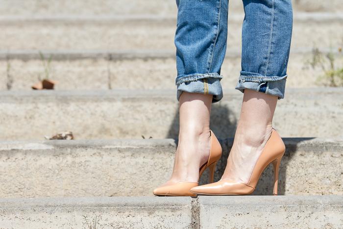 Colección de stilettos de Blogger de moda española adicta a los zapatos