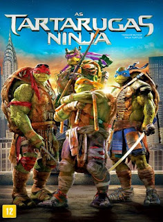 As Tartarugas Ninja - BDRip Dual Áudio