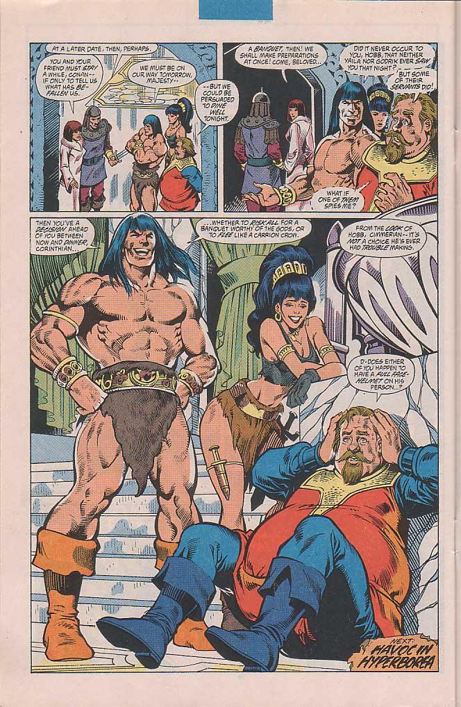 Conan the Barbarian (1970) Issue #253 #265 - English 23