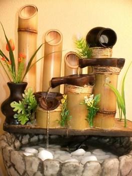 Disenyoss decoracion fuentes feng shui para mover for Decoracion relajante feng shui