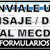 Envía un mensaje, dudas o quejas al MECD con su formulario de preguntas online.
