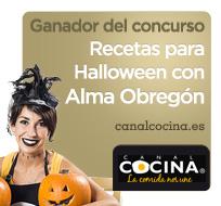 Ganadora receta para Halloween