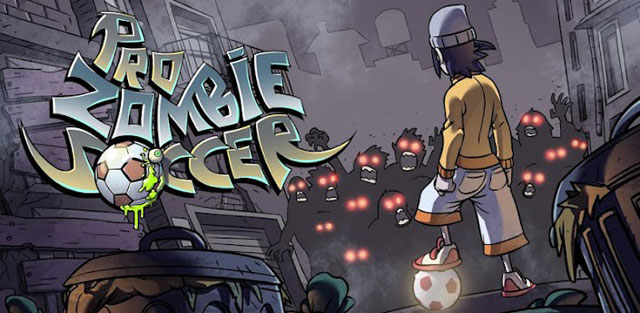 Juegos Android Pro Zombie Soccer