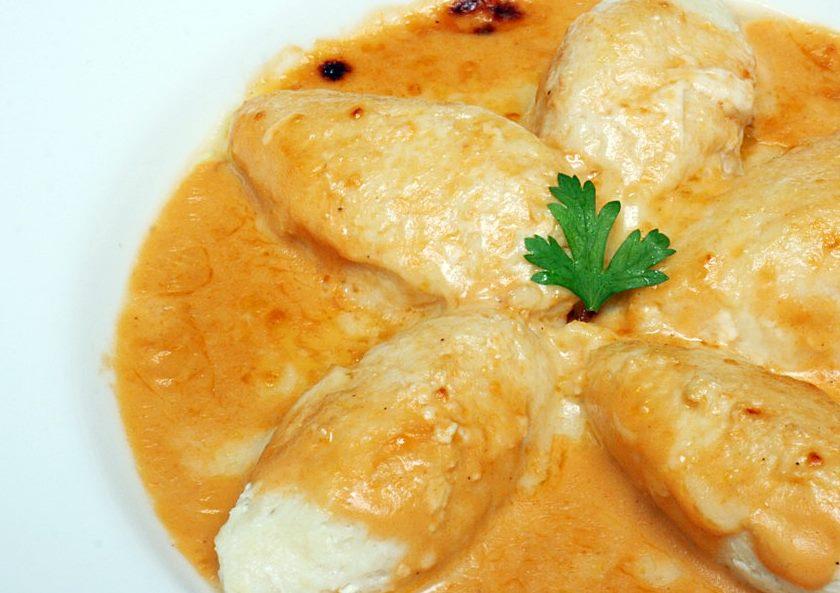 Brasserie CiÇou Le Bouchon Lyonnais Fish Quennelle
