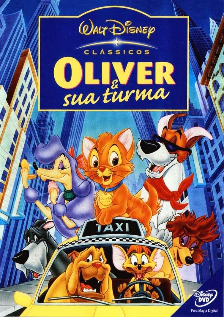 Oliver e sua Turma – Dublado