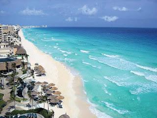 Porque son tan famosas las Playas de Cancun