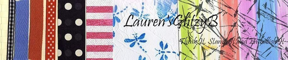 LaurensGlitzyB for the love of paper