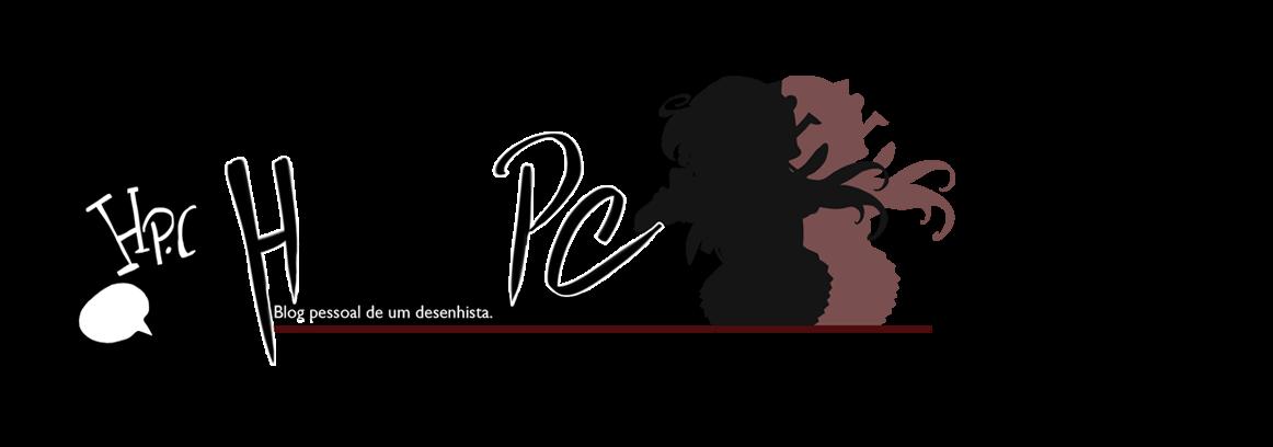 HeitorPC: Blog pessoal de um desenhista!