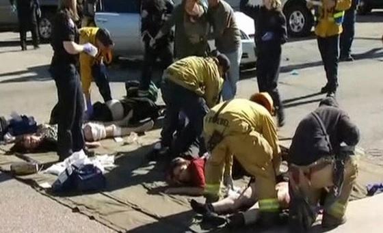 California, San Bernardino, police