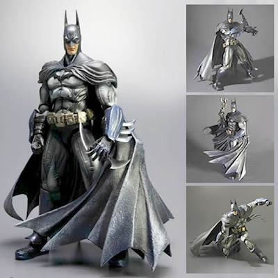 Play Arts Batman Arkham Asylum