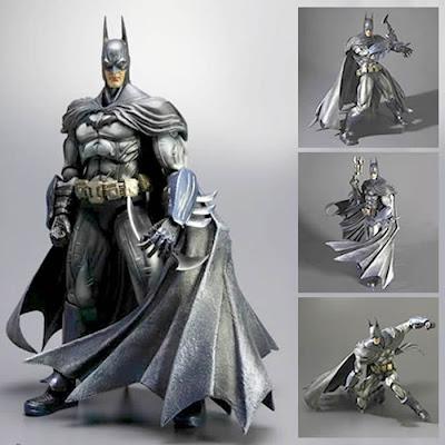 Play Arts Batman Arkham Asylum