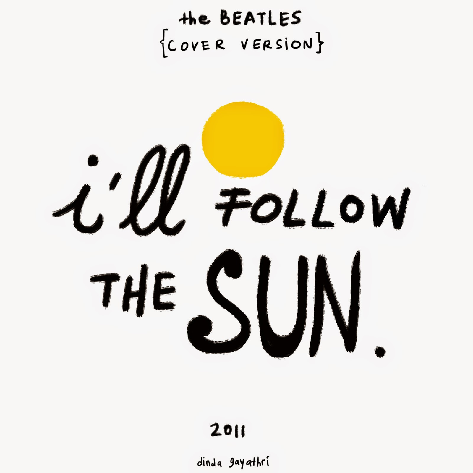 https://soundcloud.com/halodinda/ill-follow-the-sun-beatles