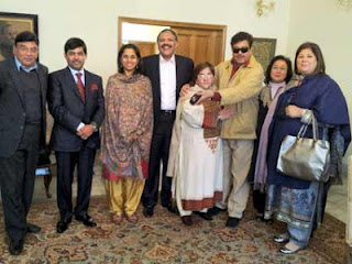 chagatai khan pakistan is not fit for kaafir hindus