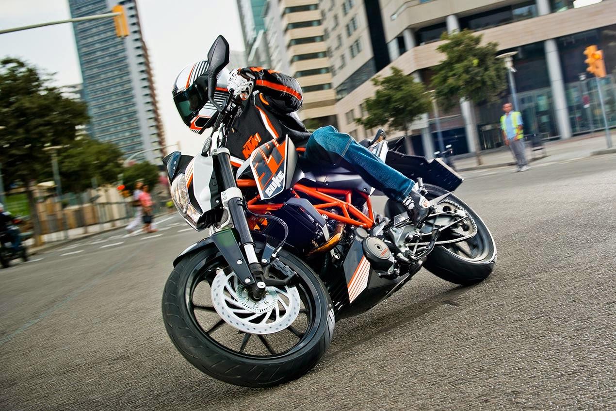 KTM 125 Duke Bikes Price