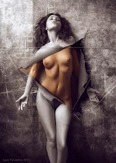 Desnudo Foto Artistica Imagen