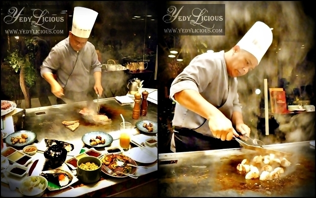 Teppanyaki eat all you can at yurakuen japanese restaurant by yurakuen japanese restaurant diamond hotel philippines teppanyaki yurakuen teppanyaki eat all you can forumfinder Image collections