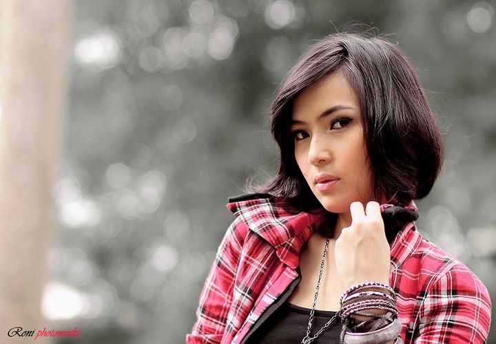Beautiful Alexa Dewi